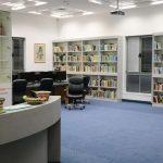 ספריה וחדר מחקר בית מורשת יהדות תימן ותפוצות ישראל
