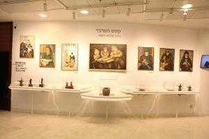 גלריית תמונות - תערוכה בבית מורשת